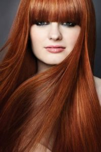 hairstyles with fringes, esentia hair salon, mossley hill, liverpool